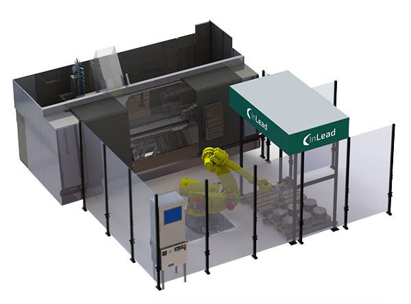 automatisering genom Inpallet